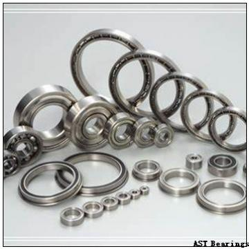 AST GAC100S plain bearings
