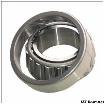 AST 5205-2RS angular contact ball bearings