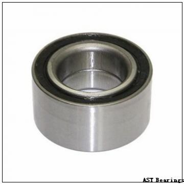 AST SR2-5ZZ deep groove ball bearings
