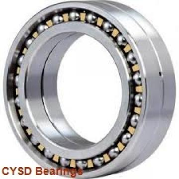 25 mm x 62 mm x 17 mm  CYSD 6305 deep groove ball bearings