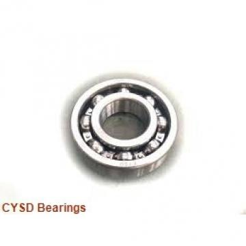 63,5 mm x 139,5 mm x 31,75 mm  CYSD RMS20 deep groove ball bearings