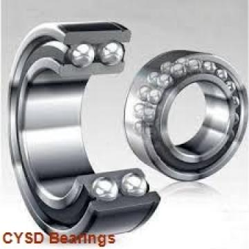 38 mm x 62 mm x 24 mm  CYSD 46/38-3AC2RS angular contact ball bearings