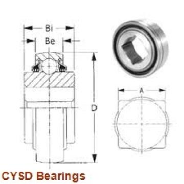 120 mm x 165 mm x 22 mm  CYSD 7924DB angular contact ball bearings