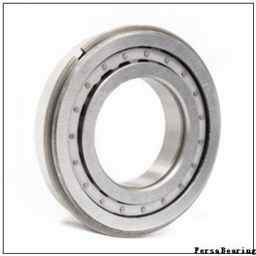38 mm x 72,02 mm x 36 mm  Fersa F16068 angular contact ball bearings