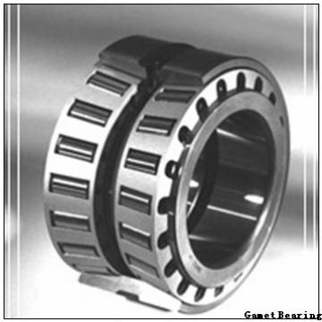 88,9 mm x 136,525 mm x 34 mm  Gamet 126088X/126136XC tapered roller bearings