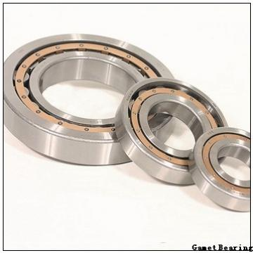 90 mm x 161,925 mm x 42 mm  Gamet 160090/160161XC tapered roller bearings