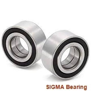 35 mm x 72 mm x 27 mm  SIGMA 3207 angular contact ball bearings