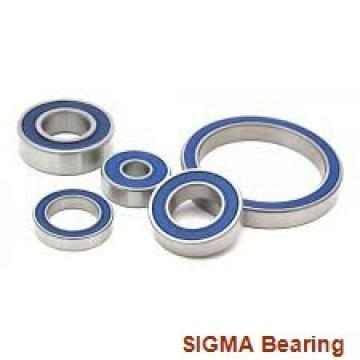60 mm x 110 mm x 36,5125 mm  SIGMA A 5212 WB cylindrical roller bearings