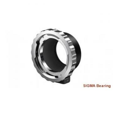 63,5 mm x 127 mm x 23,81 mm  SIGMA LJT 2.1/2 angular contact ball bearings