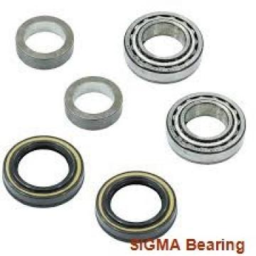 60 mm x 130 mm x 31 mm  SIGMA 6312 deep groove ball bearings
