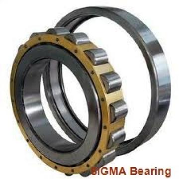 90 mm x 190 mm x 64 mm  SIGMA NUP 2318 cylindrical roller bearings
