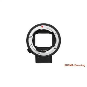 100 mm x 180 mm x 46 mm  SIGMA NUP 2220 cylindrical roller bearings