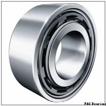 90 mm x 225 mm x 54 mm  FAG NJ418-M1 + HJ418 cylindrical roller bearings