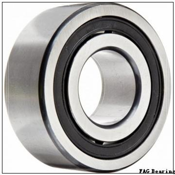 80 mm x 125 mm x 22 mm  FAG 6016 deep groove ball bearings
