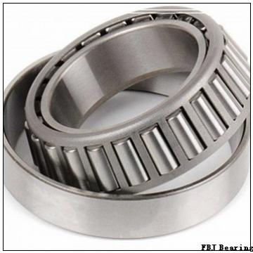 6,35 mm x 9,525 mm x 3,175 mm  FBJ R168 deep groove ball bearings