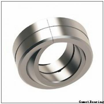 190 mm x 266,7 mm x 52 mm  Gamet 204190/204266XC tapered roller bearings