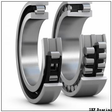 45 mm x 100 mm x 36 mm  SKF NJ 2309 ECP thrust ball bearings