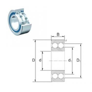 50 mm x 90 mm x 28 mm  ZEN 4210-2RS deep groove ball bearings