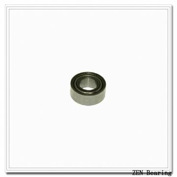 15 mm x 42 mm x 13 mm  ZEN S6302-2RS deep groove ball bearings